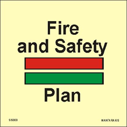 Εικόνα της Fire & Safety Plan 15 x 15