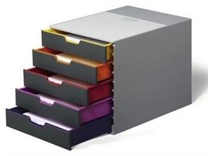 Εικόνα της Συρταριέρα με 5 συρτάρια Durable 1657605
