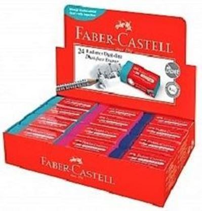 Εικόνα της Γόμα Faber Castell Dust-Free
