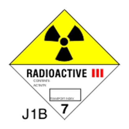 Εικόνα της RADIOACTIVE III 25x25 (IMO 7)