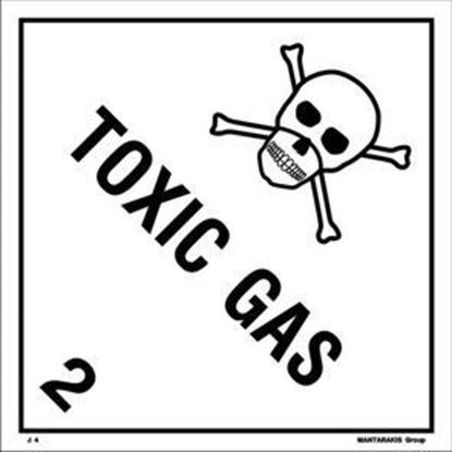 Εικόνα της TOXIC GAS    25x25    (IMO 2.3)