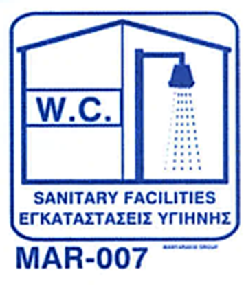 Picture of SANITARY FACILITIES 20X20