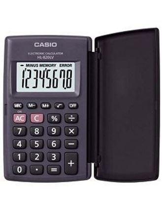 Εικόνα της Αριθμομηχανή Casio HL-820LV