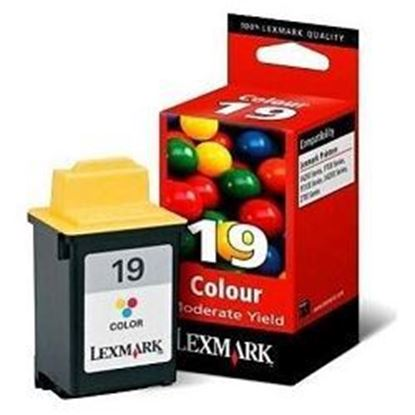 Picture of LEXMARK 19 Color 15M2619