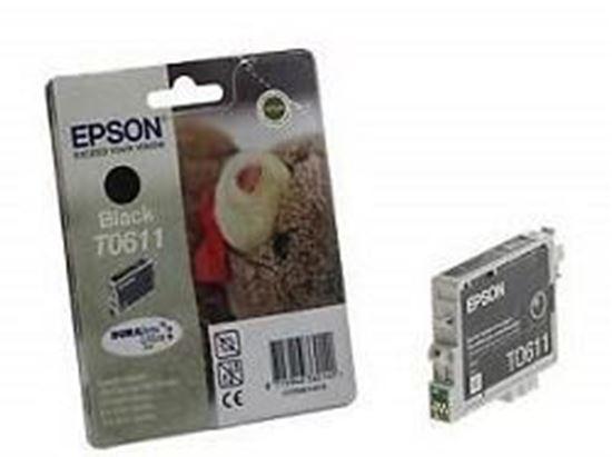 Εικόνα από Epson T0611- T0612 - T0613 - T0614