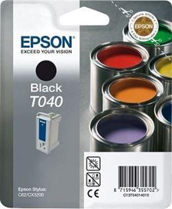 Εικόνα της Epson T040 Black