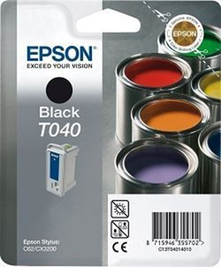 Picture of Epson T040 Black