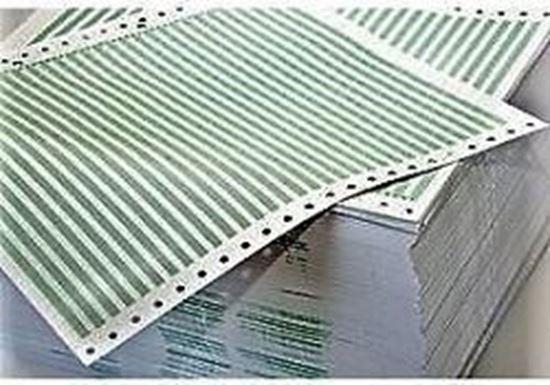 Εικόνα από Χαρτί Μηχανογράφησης 9,5x11 & 11x15