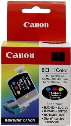 Picture of BCI-11 Color Canon