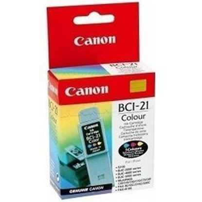 Picture of BCI-21 Color Canon