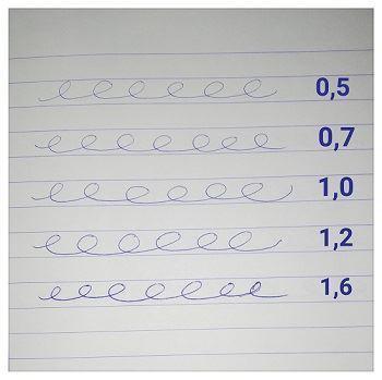 Εικόνα από Στυλό Διαρκείας Pilot BPS-GP (EF, F, M, B, EB)