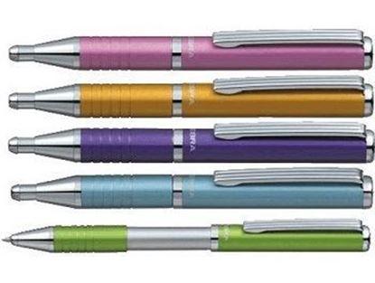 Εικόνα της Στυλό Zebra πτυσσόμενο 0,7 με κουτί δώρο