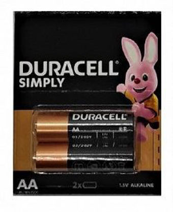 Picture of Duracell Simply batteries