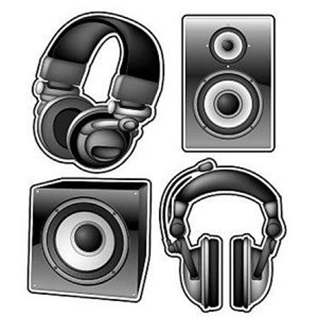 Picture for category Speakers - Headphones