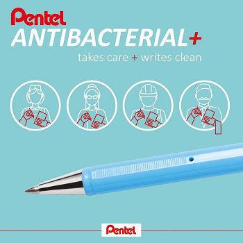 Εικόνα από Αντιβακτηριδιακό Στυλό Pentel