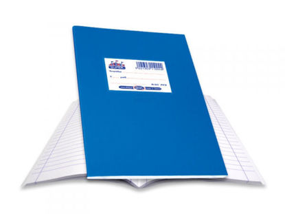 """Picture of """"SUPER DIETHNES"""" Plastic Notebook"""